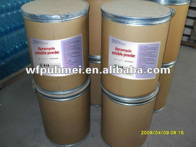 Veterinary Raw Materials with Apramycin Sulfate with Veterinary Medicine for Poultry