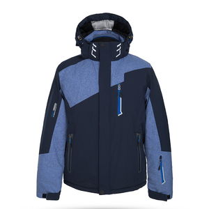 97% polyester 3% spandex jacket softshell jackets for men ski jacket