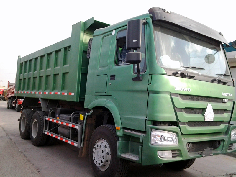 international 10 tyre 30 tonnes tipper truck made in china