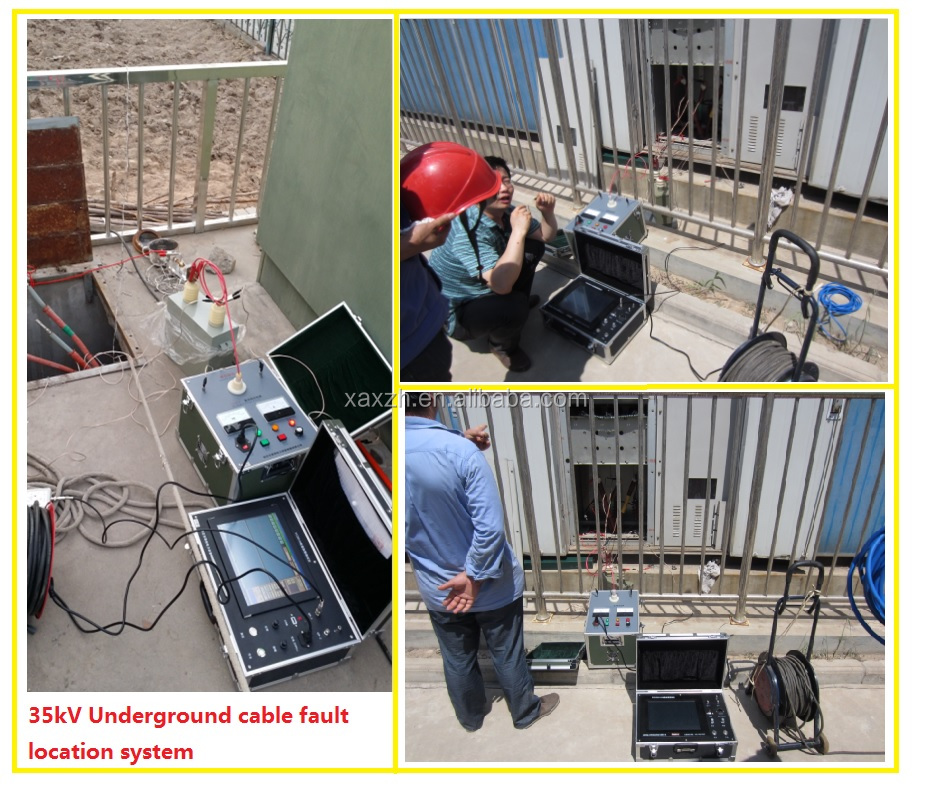 Good Price Cable Tracer Underground Cable Fault Locator