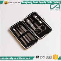 Factory offer Nail Care metal manicure set with competitive price