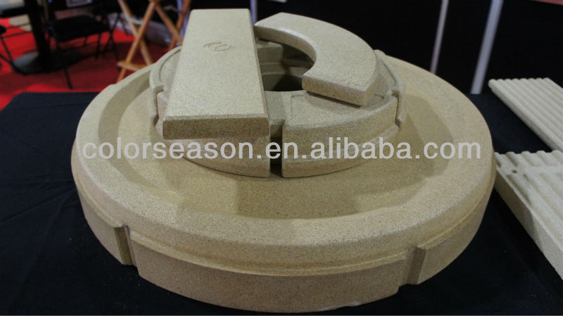 Heat Insulation Fire Board For Wood Stove, Heat Insulation Fire - Fireboard For Wood Stove WB Designs