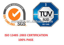 ISO13485:2003 QUALITY MANAGEMENT SYSTEM for medical device CERTIFICATION consulting