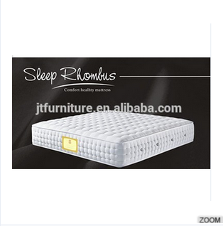 Wholesale cheap price promotion compressed pocket spring mattress queen bed mattress