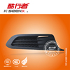 Nonporous Style Fog Lamp Cover For Jetta 2012 Series