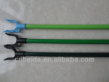Cloth Hanger Fork Iron Metal Handle With Powder Coated Metal Handle Plastic Fork
