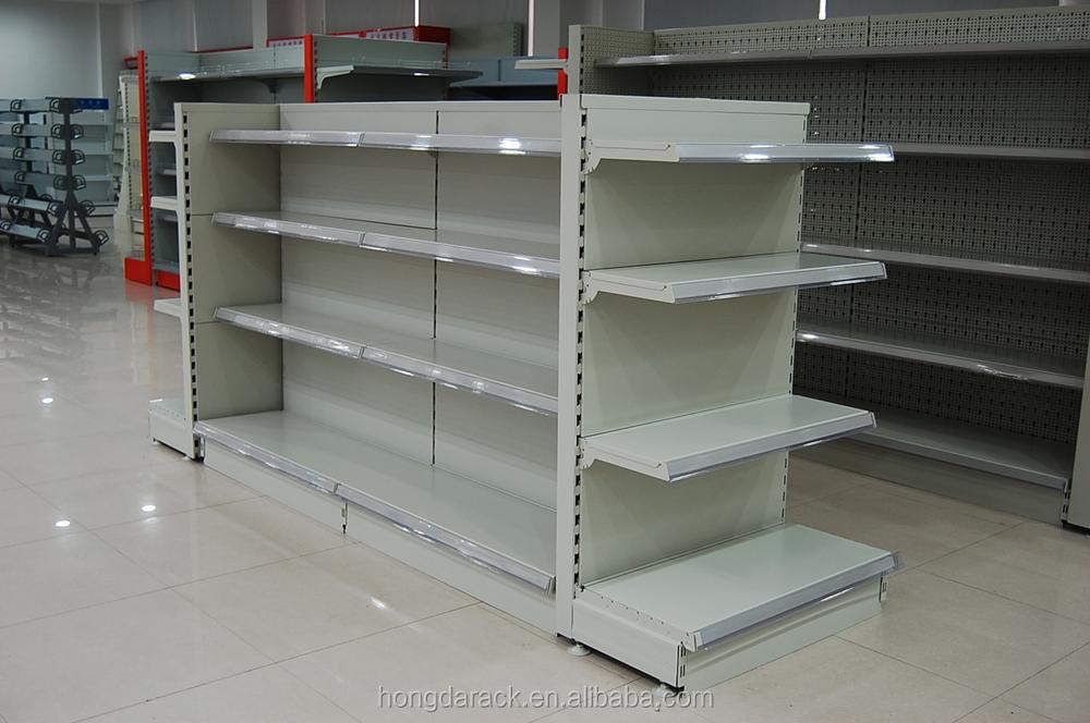Top quality metal retail store display racks only shelves  Top Quality Metal  Retail Store Display. Metal Shop Shelves
