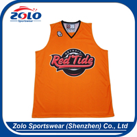 Professional Cheap Sublimated Womens Basketball Jerseys