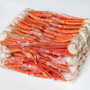 Quality 100% N.W. BQF Chemical Free Frozen Red Snow Crab Cluster wholesale in Good Price