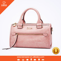 2015 Fashion Newly Pu leather women handbag vintage balencia motorcycle shouder bag