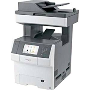 Lexmark 34TT024 X748DE-Multifunction-Color-Laser-Color Copying ; Color Faxing ; Color Printing