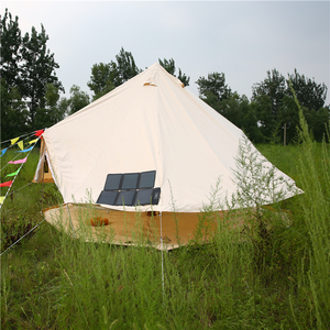 High quality custom solar power tent for sale
