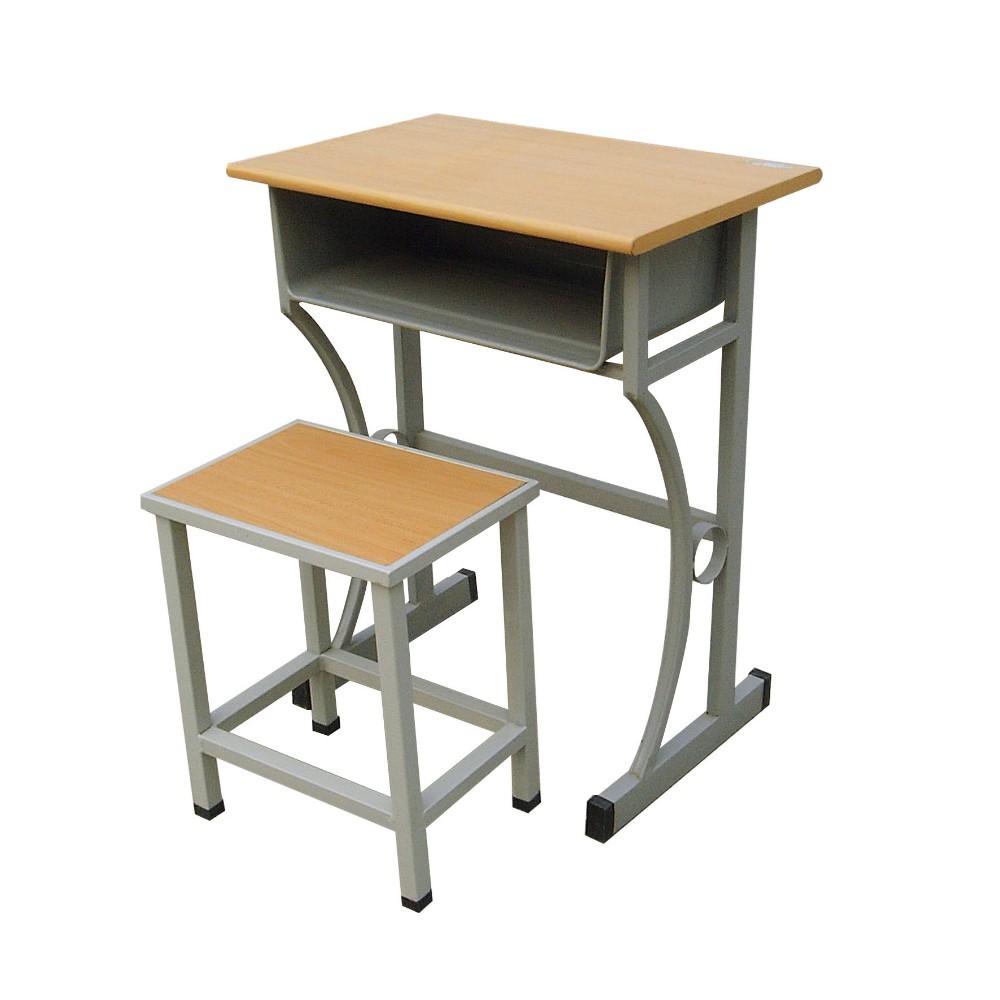 Modern school desk and chair - Modern School Furniture Height Adjustable School Desk And Chair