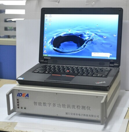 multi-frequency eddy current RFT flaw detector