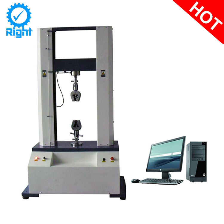 China Supplier Laboratory Computer Servo Motor Control Wire Rope Yield Sling Tensile Strength Tester