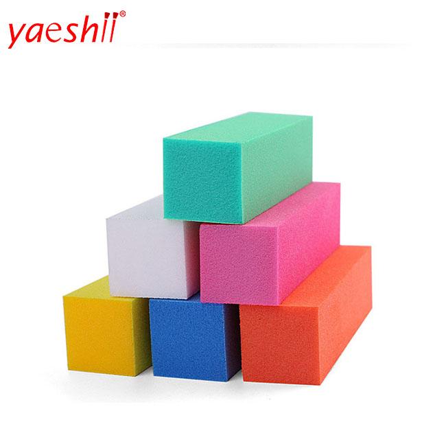 yaeshii Nail Buffer Blocks File Buff Smooth Shine