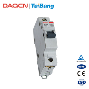 DAQCN IEC Standards High Quality China Automatic Fuse Miniature Circuit Breaker