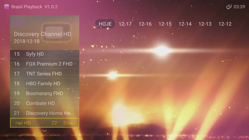 One Year Iptv Apk Subscription With Live Tv& Vod&playback Hd Programmes  Playvideo Support Android Tvbox/mobile/tv /tablet Pc - Buy Brazil Iptv,Hd