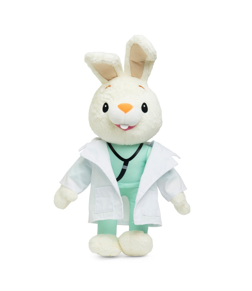 Stuffed Animal Toy, Play /& Sing Harry the Bunny Interactive Toy Baby First TV