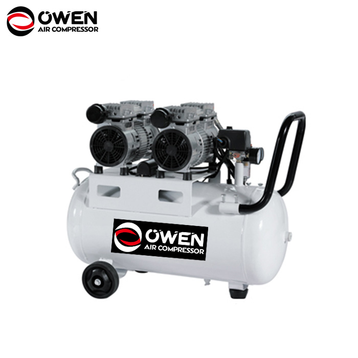 50L dental silent oil free Air Compressor with CE