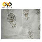 Personalised design eco-friendly soft acid free printed wrapping tissue paper