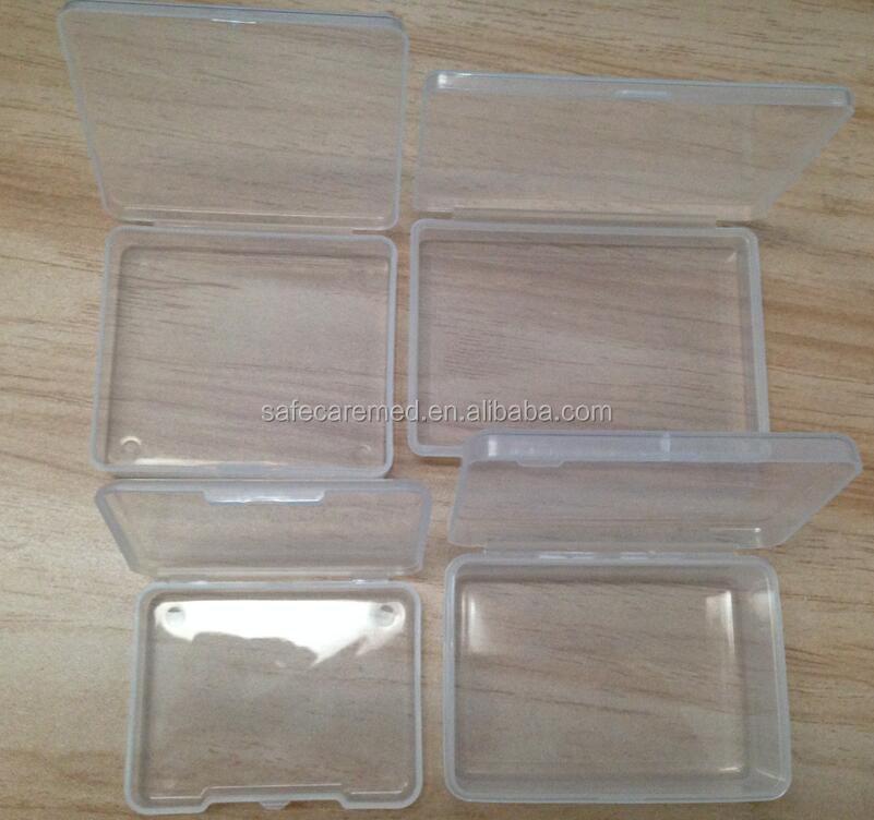 rectangle couvercle charni re en plastique conteneurs petite bo te avec couvercle charni re. Black Bedroom Furniture Sets. Home Design Ideas