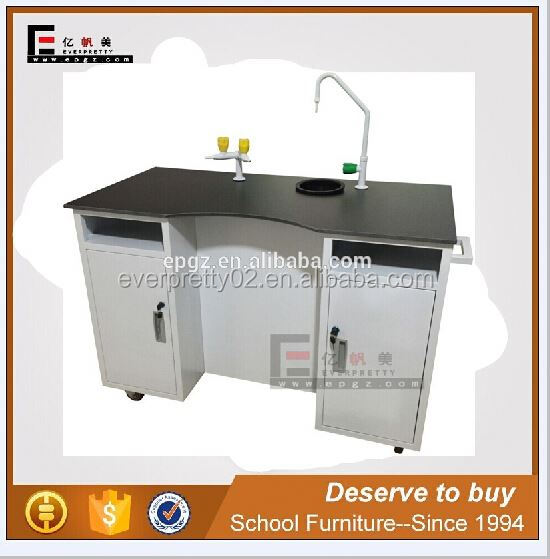 classroom lab equipment, chemistry/physical/biologic lab bench
