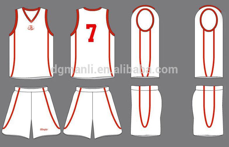 9676eadd5 mais recente projeto de basquete camisa shorts de basquete basquetebol  jersey