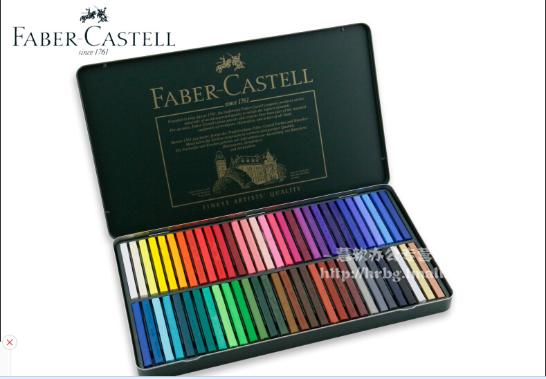 buy painting crayons faber castel polychromos pastel stick 60 color