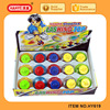 Funny Sharp Shooter Flashing Toy Spinning Top 15PCS Pack