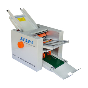 SG-ZE-9B/4 automatic paper staple and folding machine