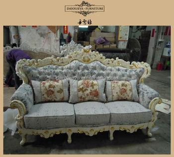 Turkish Style Furniture Replica Designer Living Room Sofa From