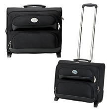 Custom Printing Rugged Rolling Travel Luggage Bag on Wheels