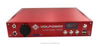 Newest high capacity power bank Volpower P420 Solar energy power station 404WH charge