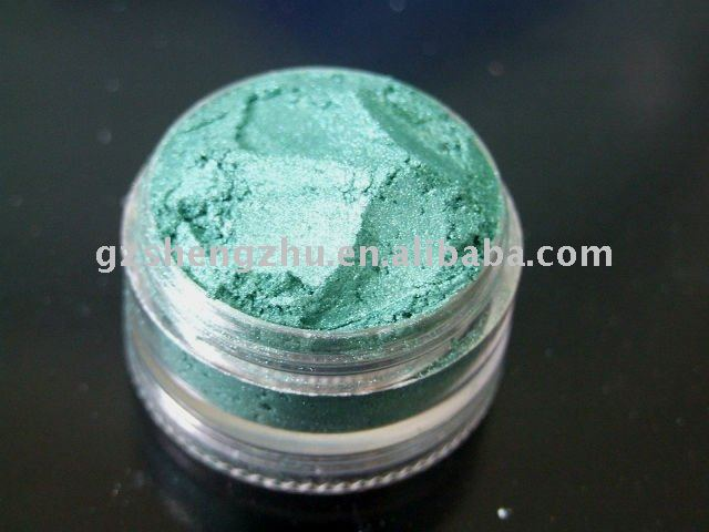 pearl pigments - pigmentation/tinting series SZ408 Dark Green/ Forest
