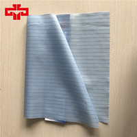 China Supplier ESD Cloths Poly material antistatic fabric