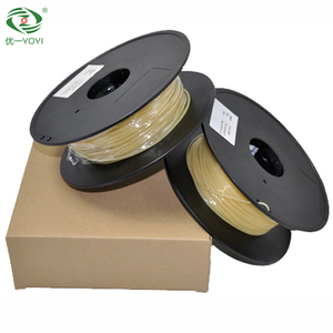 Top quality wood filament 1.75 3d printing dimensional accuracy 0.02mm wood filament for 3d printers