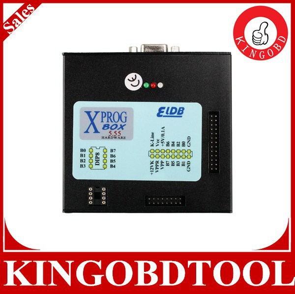 2015 High Quality Low Price XPROG-M V5.55 XPROG M Programmer with USB Dongle Especially for BMW CAS4 Decryption Easy to Install