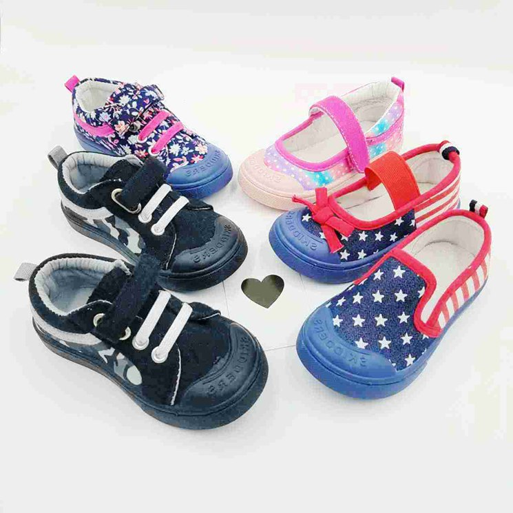 Baby Boy Girl Shoes Canvas Baby Casual Canvas Shoes Children Boots Kids Bebe Sapatos Baby Prewalker Shoes