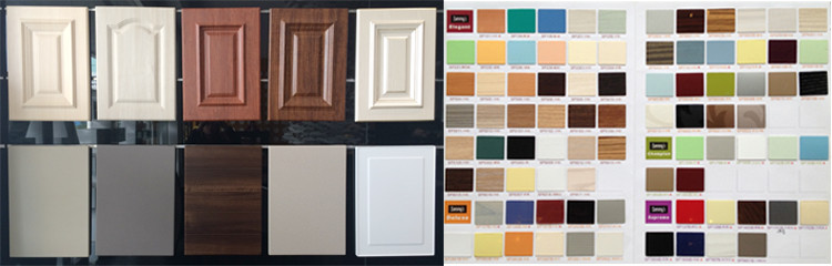 European Style Philippines Modular Cabinets Pvc Kitchen Cabinet In China  Factory Price