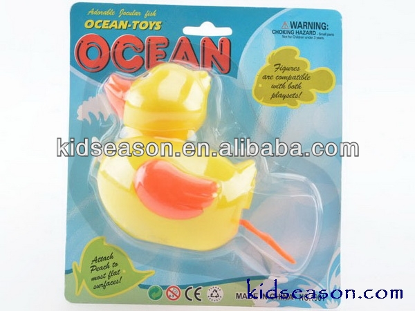 PULL LINE DUCK SWIMMING BATHING TOYS