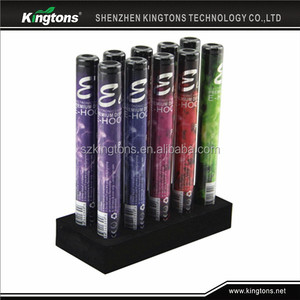 High quality e cigarette, colored smoking shisha pen 500 puffs