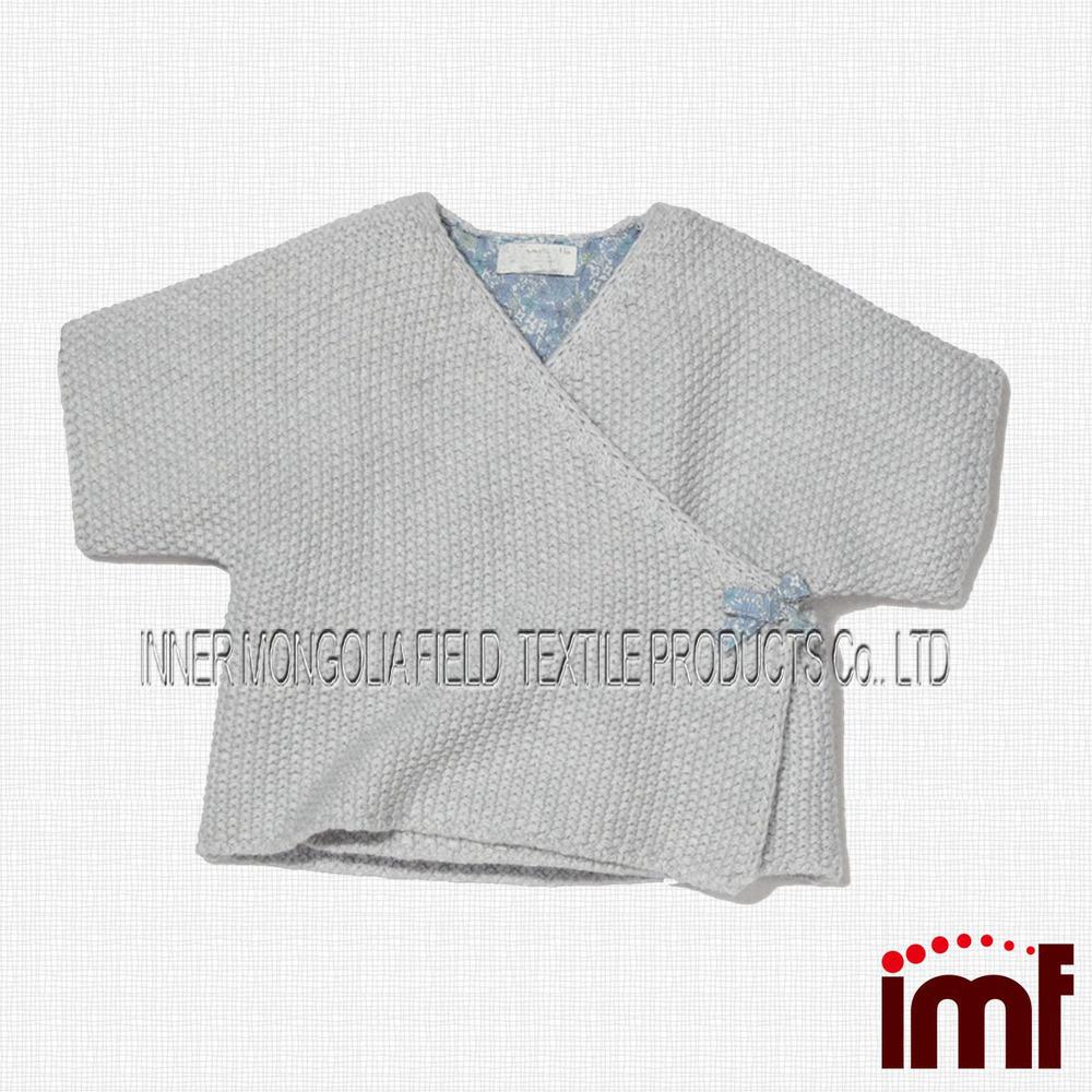 El Punto Y Ganchillo Patrón Moderno Vintage Bebé Smocked Sweater ...