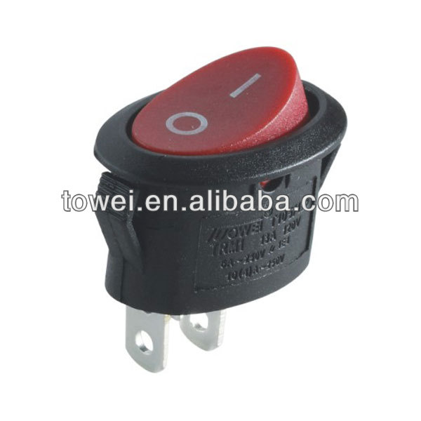 Newest hot sell 15a wall switch rocker