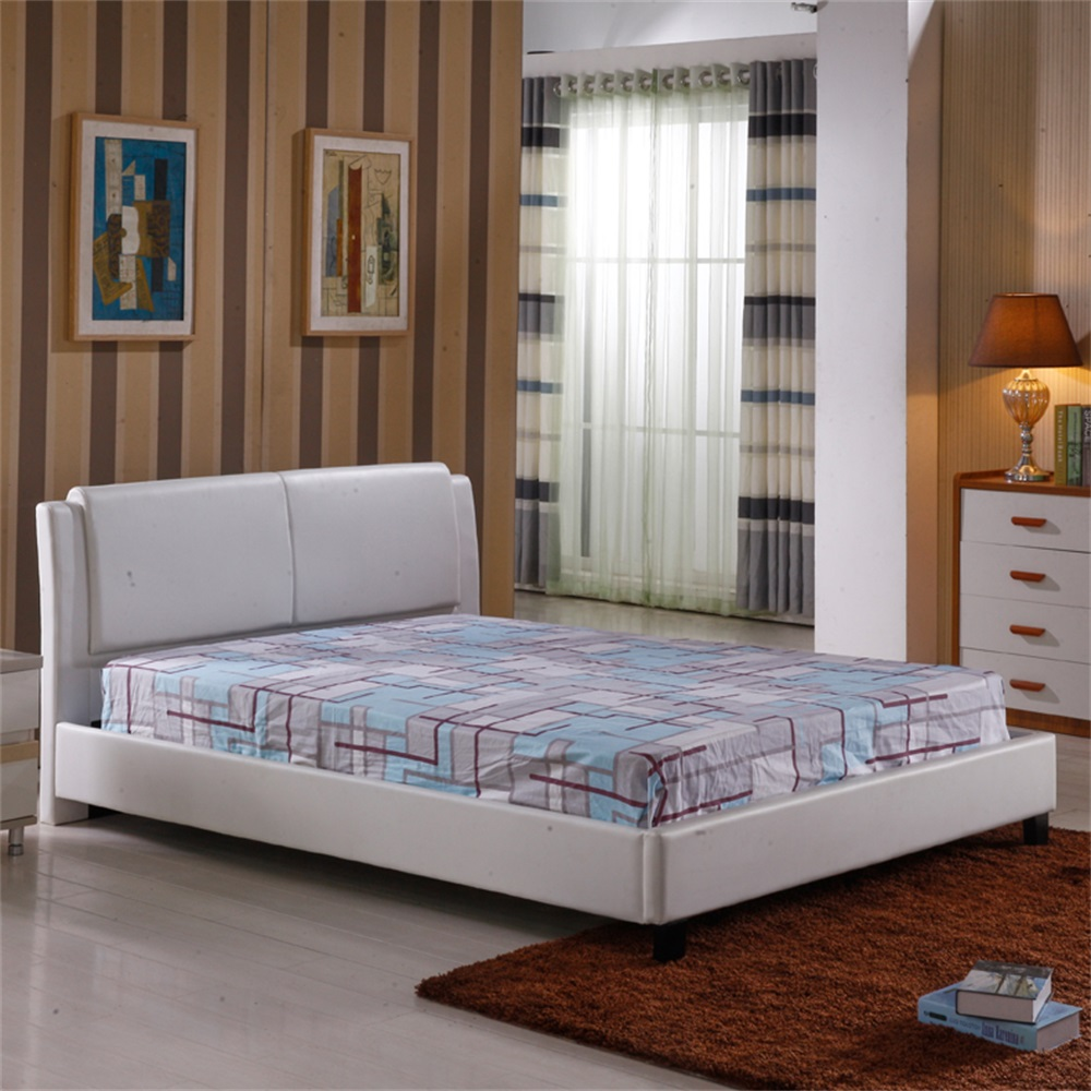 Super Modern Appearance Ottoman Wooden Bed Furniture Simple Design Pu Leather Beds Double Size For Sale Buy Wood Double Bed Designs Ottoman Bed Bed Lamtechconsult Wood Chair Design Ideas Lamtechconsultcom