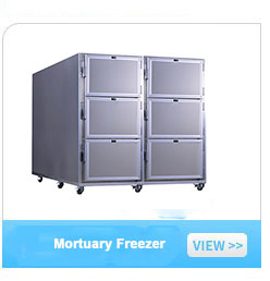 Hot sale 304 stainless steel hospital mortuary use morgue autopsy table