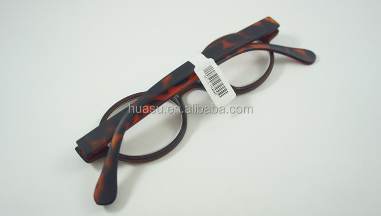 round acetate reading glasses personal optics reader glasses with rivets optical eyewear