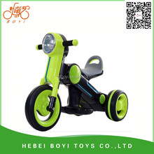 space electric tricycle electric kids motorcycle / children's favouriten motor bike with battery power