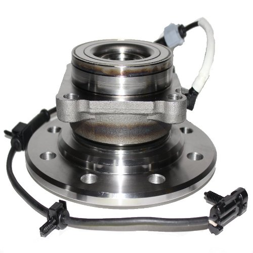 Brand New Front Wheel Hub and Bearing Assembly Chevy, GMC, K2500, K3500 8 Lug W/ABS 515041