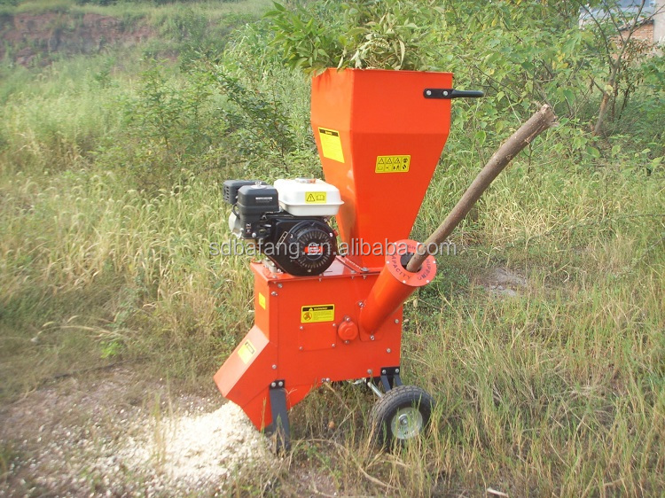 Electric vertical wood chipper for sale